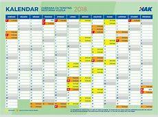 Novi kalendar gustoće prometa i zabrana za teretna vozila