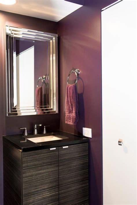 Purple Color Bathroom by Best 25 Purple Bathroom Ideas On Purple
