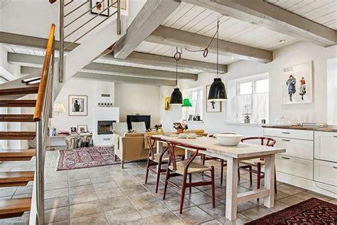 cuisines originales idée décoration cuisine le charme de la cuisine scandinave