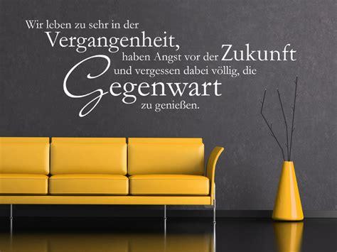 Gute Frage Wie Verlieben Wir Uns Ein Haus by Wandtattoo Wir Leben Zu Sehr Spruch Wandtattoo Net