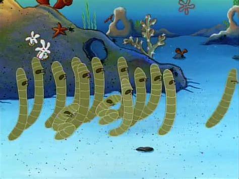 Spongebob Squarepants Nematodes