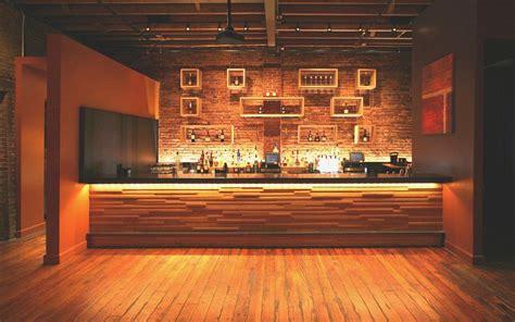 wood bar designs bar face wood slat wall panels projecting rail style historic timber and plank