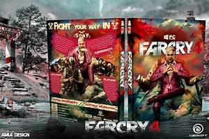 Far Cry 4 PC Box Art Cover by amia