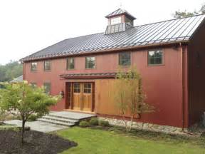 historic renovation landmark services post and beam barn