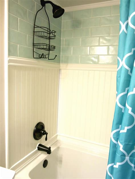 beadboard  tile  bathroom   plastpro veranda