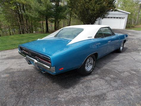 1969 Dodge Charger ?White Hat Special? for sale