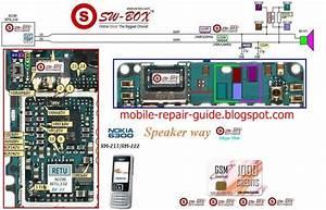 Nokia 6300 Earpiece Speaker Problem Picture Help
