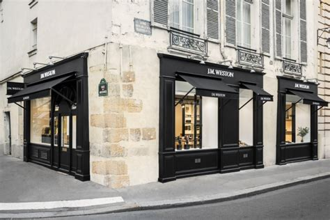 J&m Home Design : J.m. Weston Store By Herve Lavenant, Paris