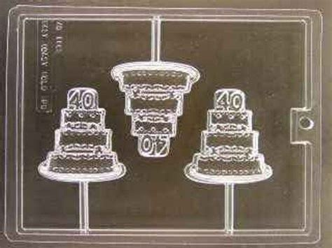 celebration tier cake lollipop chocolate candy mold