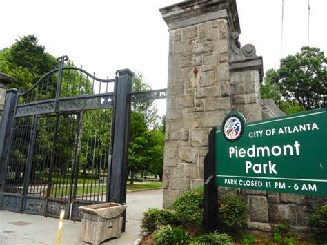 piedmont park parking garage address the travel empire