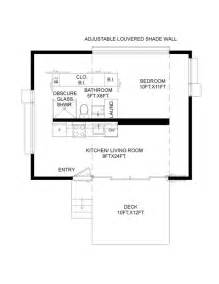 House Plans For 500 Sq Ft by 500 Square 1 Bedrooms 1 Batrooms On 1 Levels