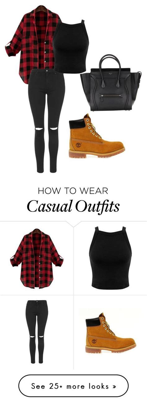 Best 25+ Red flannel outfit ideas on Pinterest   Plaid outfits Grunge style winter and Edgy ...