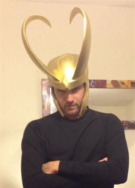 Loki Helmet Quick Tips Jfcustom Foam File Cosplay