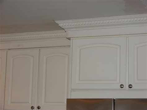 kitchen cabinet crown molding ideas two storey modern house designs doves house