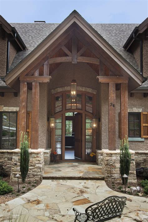 skytop estate front door designs styles mountain home exterior house glam house