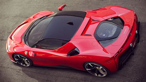 The start of a new era#ferrari introduces a new chapter in its history with the introduction of its first series production phev: Ferrari SF90 Stradale 2020 Hd Wallpaper