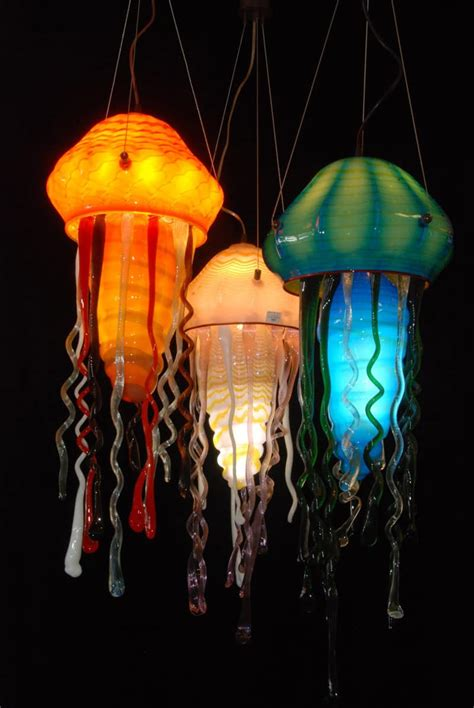 jellyfish pendant light 50 innovative jellyfish designs including jellyfish tank