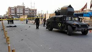 Iraqi counter-terrorism forces hit by rocket attack in Kirkuk