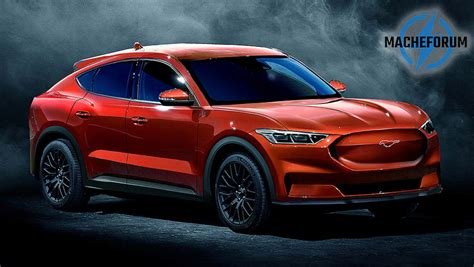 Today, they are the most popular vehicles in the consumer market. Ford's electric Mustang SUV named! Australian launch on ...