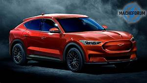 Ford's electric Mustang SUV named! Australian launch on the cards - Car News | CarsGuide