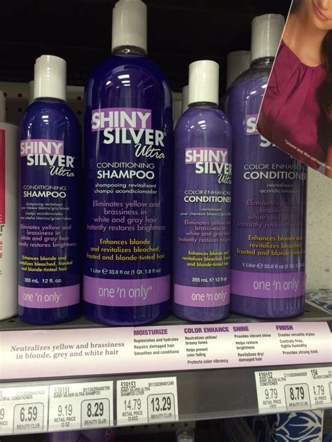 sally products purple shampoo conditioner introduced