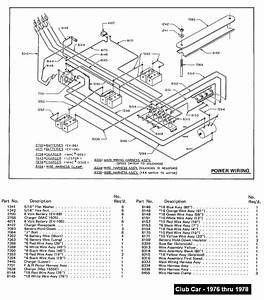 48 Volt Club Car Wiring Diagram