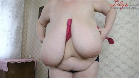 Lilydreamboobs Lily Dreamboobs Dropping Fat Tits Out