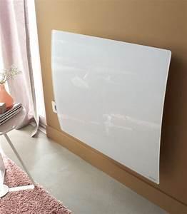 Radiateur Electrique Castorama : panneau rayonnant blyss skilak blanc ~ Edinachiropracticcenter.com Idées de Décoration