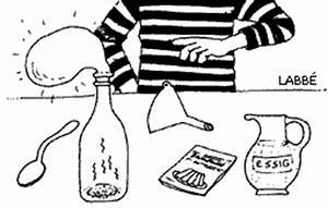 Backpulver Und Essig Abfluss : physik gasballon zzzebra das web magazin f r kinder labb verlag ~ Frokenaadalensverden.com Haus und Dekorationen