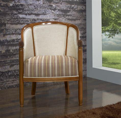 fauteuil cabriolet en h 234 tre massif de style louis philippe meuble en merisier