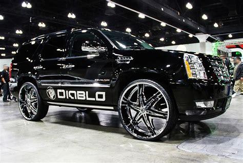 Cars With Chrome Rims : Diablo Elite Chrome Wheels On