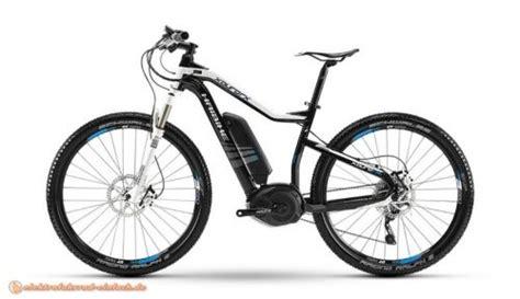 elektro fahrrad test haibike elektrofahrrad xduro rx hardtail im test