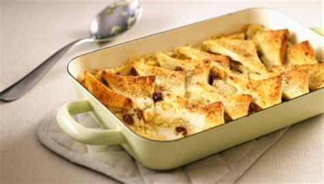 bread  butter pudding recipe bbc food