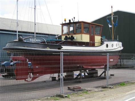 Sleepboot Amsterdammertje Te Koop by Sleepboot Kaufen Boats