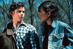 Ponyboy and johnny | Outsiders