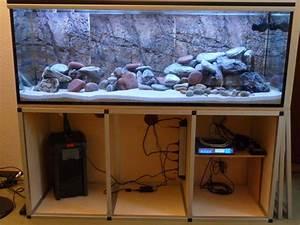 Aquarium Unterschrank Bauen : aquarienschrank 150 x 50 x 70cm selber bauen marine system ~ Watch28wear.com Haus und Dekorationen