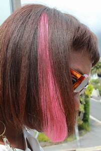 Pink Hair For Breast Cancer Awareness Cloudsdrummond