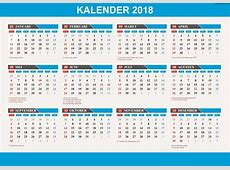 Kalender 2018 Shoot Design Qualads