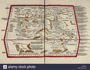 Libya, Ethiopia, Map