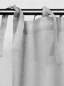 Rideaux à Pattes : coudre ses rideaux 2 rideaux pattes sur tringle diaporama la bobine ~ Teatrodelosmanantiales.com Idées de Décoration