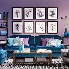 Peacock Blue Living Room  Housetohomecouk