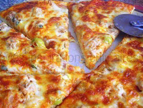 recette pate a pizza italienne epaisse p 226 te 224 pizza maison le cuisine de samar