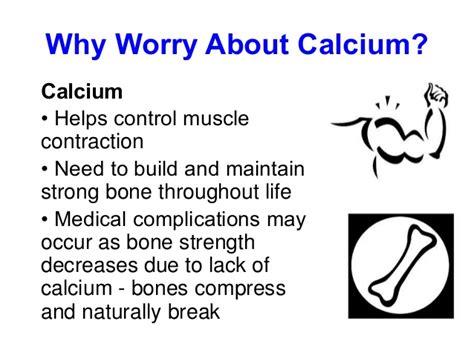 ls calcium ppt