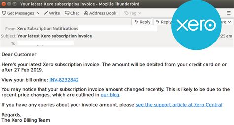 Add your credit card as a bank account. Emails spoofing Xero suspected to link to malicious file download