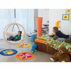 Fauteuil Suspendu Enfant : fauteuil suspendu pour enfant en bois globo vert amazonas trendy homes ~ Melissatoandfro.com Idées de Décoration