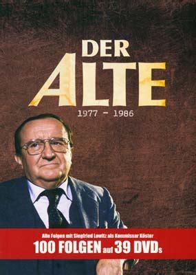 Suddenly i remembered 'der alte' (a.k.a. Der Alte 1977-1986 (Episodes 1-100) (39-disc) (DVD ...