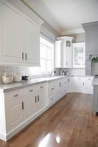 best 25 white kitchen cabinets ideas on pinterest With the perfect kitchens with white cabinets for you