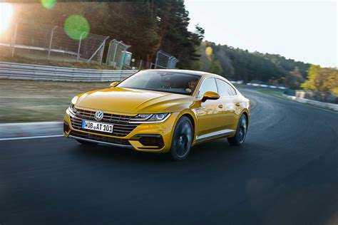 2019 Volkswagen Arteon First Drive Review Automobile