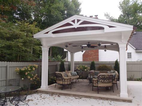 covered gazebos for patios innovation pixelmari