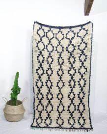 Tapis Berbere Bleu : tapis berb re tapis vintage ethnique d 39 occasion luckyfind ~ Teatrodelosmanantiales.com Idées de Décoration